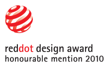 REDDOT DESIGN AWARD - CHER